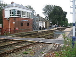 Wikipedia - Bromley Cross railway station
