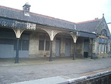 Wikipedia - Brora railway station