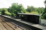 Wikipedia - Brundall railway station