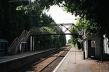 Wikipedia - Brundall Gardens railway station