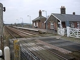 Wikipedia - Buckenham railway station