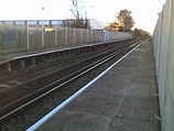 Wikipedia - Aldrington railway station