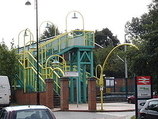 Wikipedia - Bulwell railway station