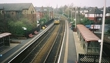 Wikipedia - Burley Park railway station