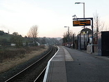 Wikipedia - Burneside railway station