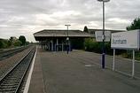 Wikipedia - Burnham railway station