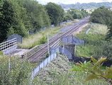 Wikipedia - Burnley Barracks railway station