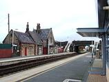 Wikipedia - Burscough Bridge railway station