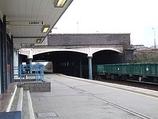 Wikipedia - Burton-on-Trent railway station