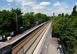 Wikipedia - Butlers Lane railway station
