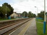 Wikipedia - Caergwrle railway station