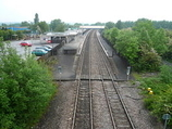 Wikipedia - Alfreton railway station