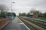 Wikipedia - Cantley railway station