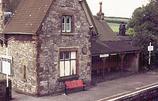 Wikipedia - Cark railway station