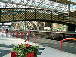 Wikipedia - Carlisle railway station