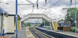 Wikipedia - Carluke railway station