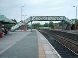 Wikipedia - Castleford railway station