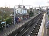 Wikipedia - Alresford railway station