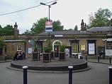 Wikipedia - Catford Bridge railway station