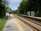 Wikipedia - Cefn-y-Bedd railway station
