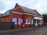 Wikipedia - Chadwell Heath railway station