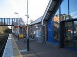 Wikipedia - Chandlers Ford railway station