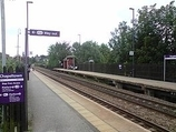 Wikipedia - Chapeltown railway station
