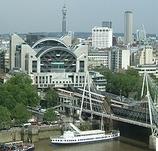 Wikipedia - London Charing Cross railway station