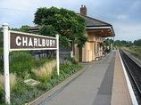 Wikipedia - Charlbury railway station