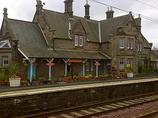 Wikipedia - Chathill railway station