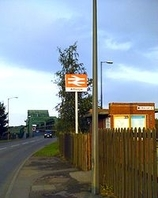 Wikipedia - Althorpe railway station