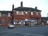 Wikipedia - Chingford railway station