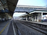 Wikipedia - Chippenham railway station