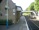 Wikipedia - Chirk railway station