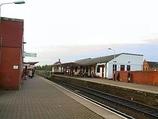 Wikipedia - Chorley railway station