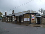 Wikipedia - Chorleywood railway station
