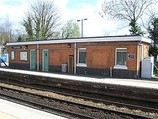 Wikipedia - Christs Hospital railway station