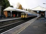 Wikipedia - Clandon railway station