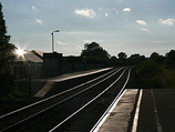 Wikipedia - Clunderwen railway station