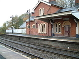 Wikipedia - Codsall railway station