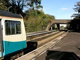 Wikipedia - Cogan railway station