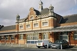 Wikipedia - Colchester railway station