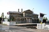 Wikipedia - Collingham railway station