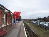 Wikipedia - Cookham railway station