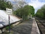 Wikipedia - Coombe Junction Halt railway station