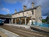 Wikipedia - Corbridge railway station