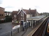 Wikipedia - Cosham railway station
