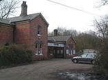 Wikipedia - Cowden railway station