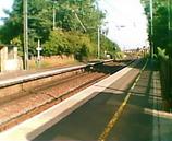Wikipedia - Cramlington railway station