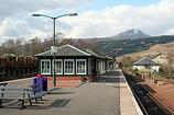 Wikipedia - Crianlarich railway station